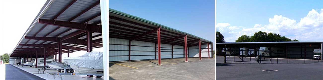 RV Storage Buildings & Boat Storage Buildings - Pre-Engineered Metal Buildings