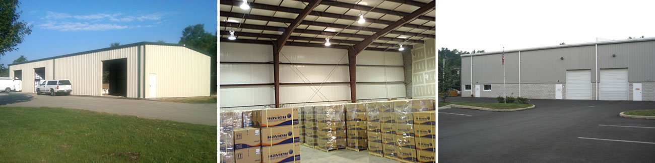 Flex Warehouses - Pre-Engineered Metal Buildings