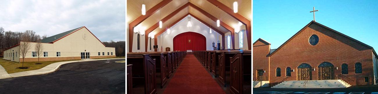Metal Church Buildings - Pre-Engineered Metal Buildings