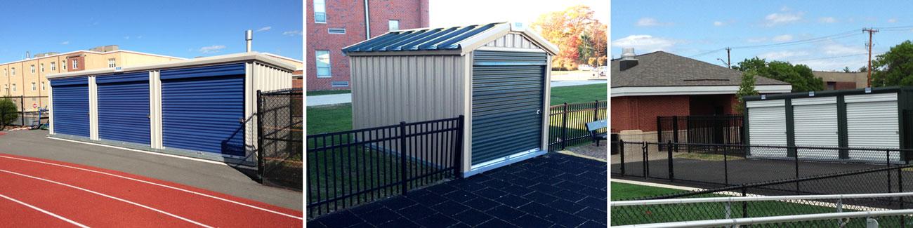 Educational Facilities Storage Units