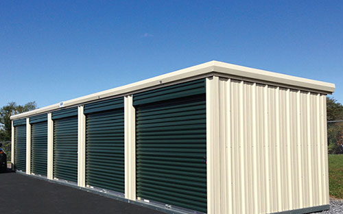 Relocatable Self Storage