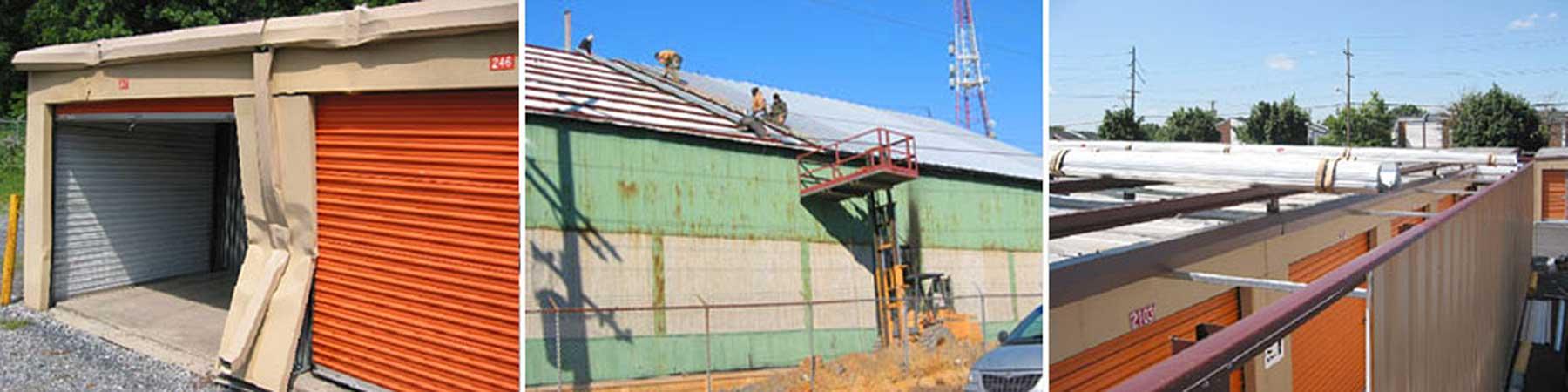 Metal Buildings Repair & Renovations