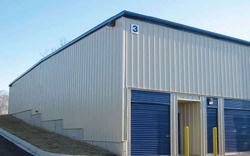 Split Level Self Storage