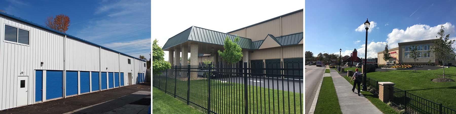 Multi Story Steel Storage Buildings – Pre Engineered Steel Buildings